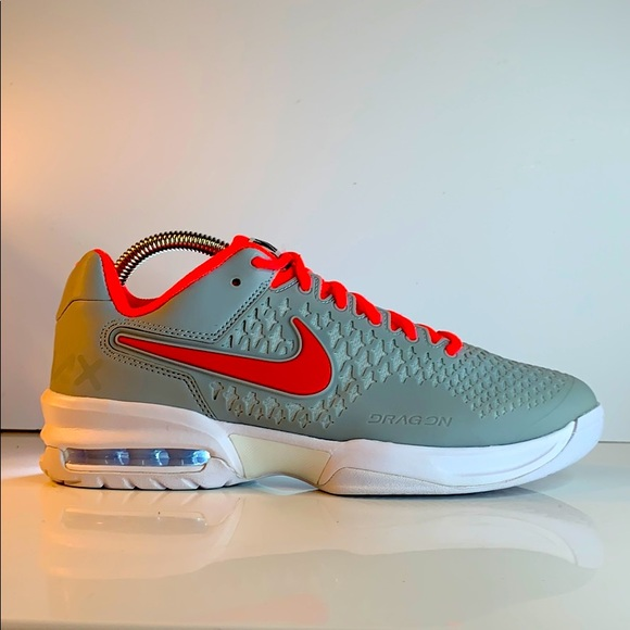 Women's 2014 Nike Air Max Cage (Pink Grey)